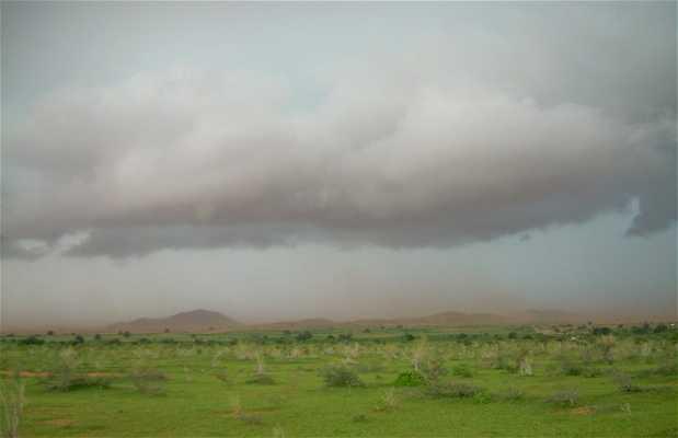 Carreteras de Kordofan