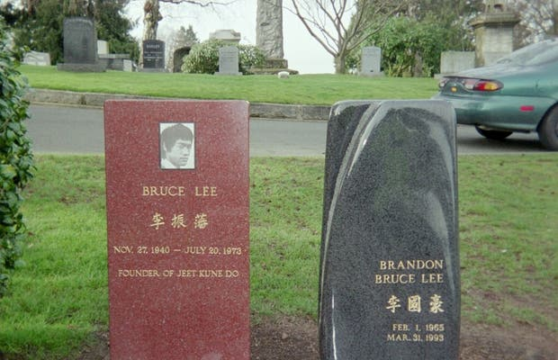 Túmulo de Bruce Lee