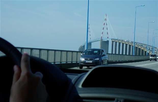 Puente de Saint Nazaire