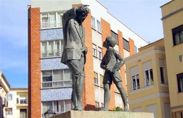 Monument Le Maître