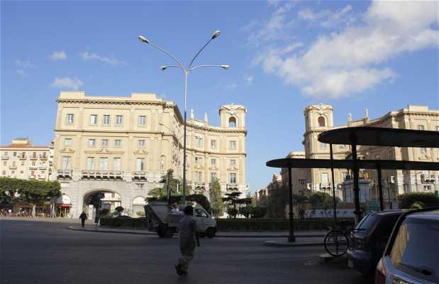 Estación Central de Trenes - Palermo Centrale