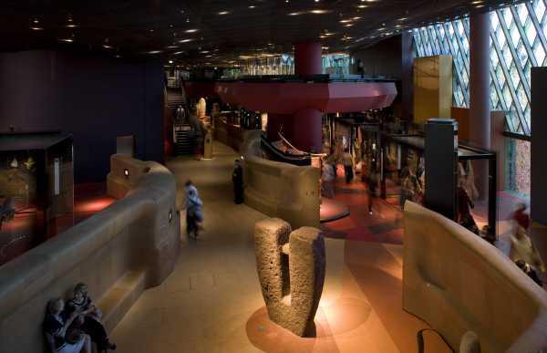 Museo di Quai Branly a Parigi