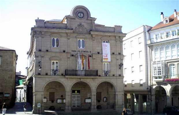 Casa do Concello - Ayuntamiento de Ourense