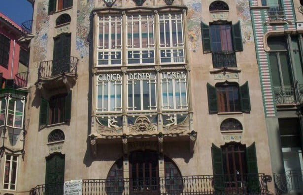 Edificio Forteza Rey