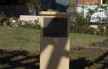 Monumento al Dr. García Verdugo