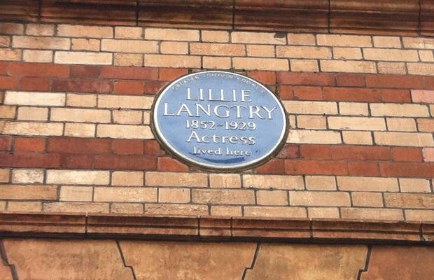 Old House of Lillie Langtry