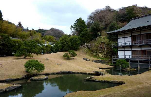 Zen Garden of Kenchōji
