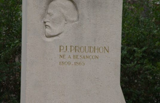 PJ Proudhon remember
