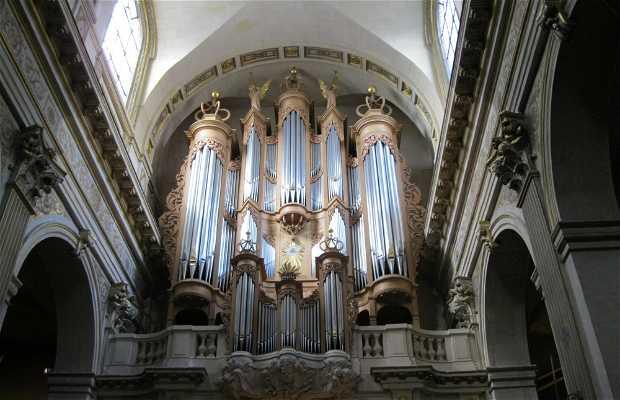 Église Saint-Louis-en-l'Île