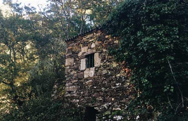 Molino del Monasterio de Carboeiro