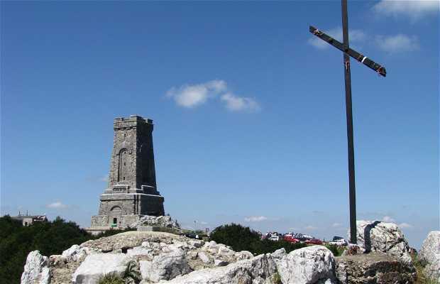 Monumento memorial de Shipka