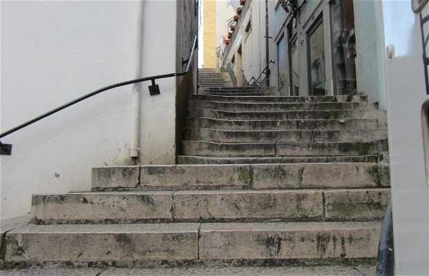 Rua do Quebra Costas