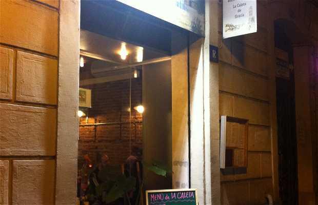 Restaurante La Caleta de Gràcia