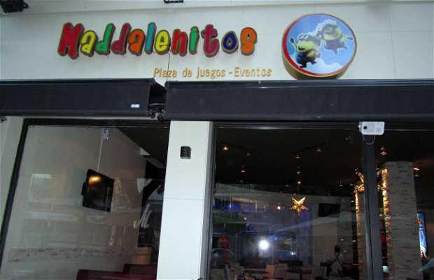 Maddalenitos - Plaza de Juegos