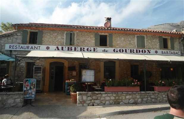 Restaurant L'auberge de Gourdon
