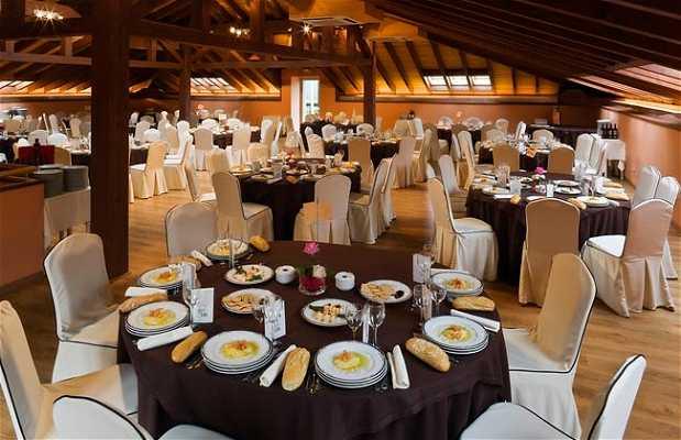 Restaurante Los Arcos de Quejana