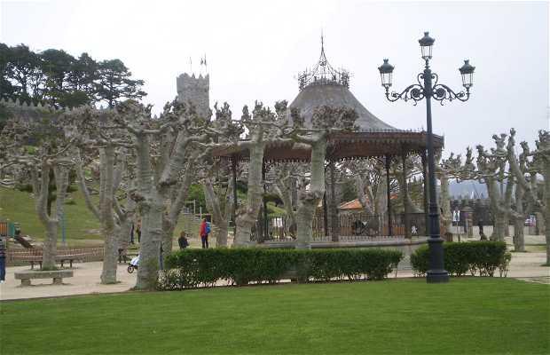 Parque y jardines de A Palma