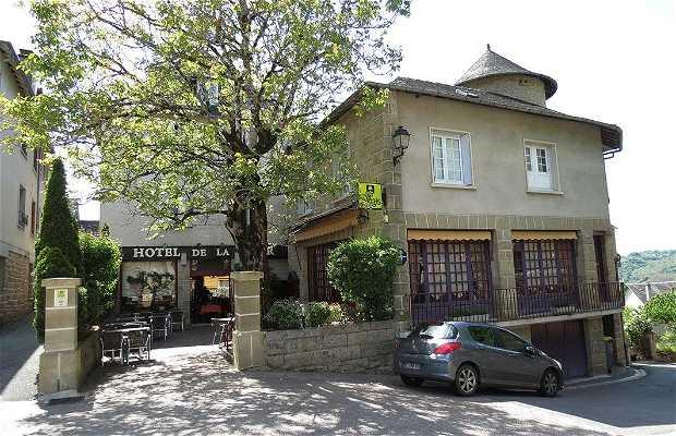 Hôtel restaurant de la tour