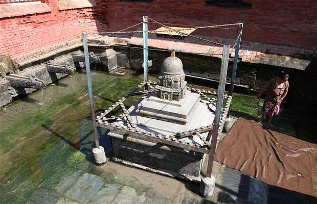 Patan Fountains