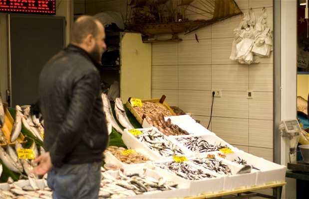 Mercado de Pescado - Karaköy Balık Evi