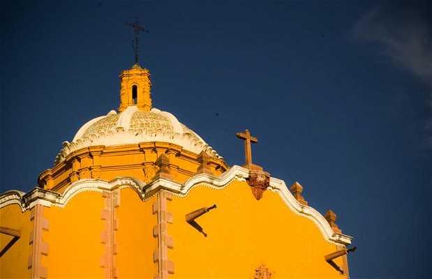 Iglesia y Plaza de Aranzazú