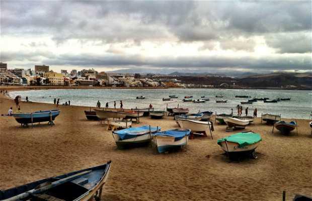 La Spiaggia de Las Canteras