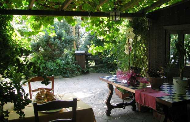 Restaurant Belaustegi Baserria