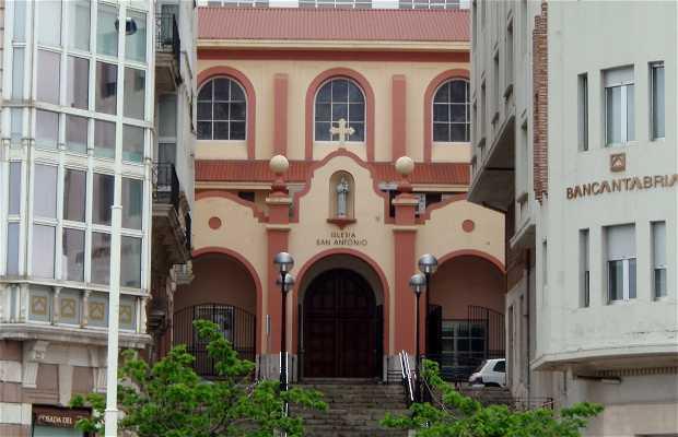 Iglesia de San Antonio (Padres Capuchinos)