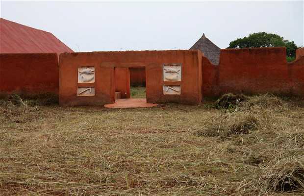 Palacio del rey Houegbadja
