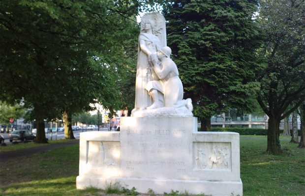 Monumento Louise de Bettignies