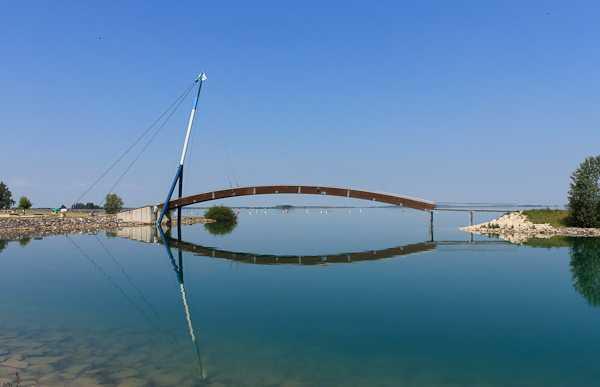 Lago del Der