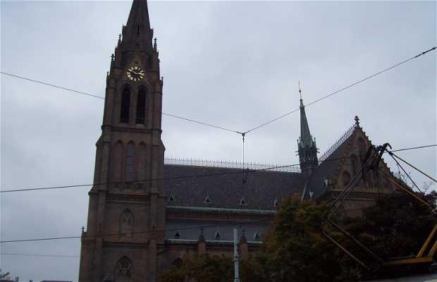 Iglesia de Svatá Ludmila