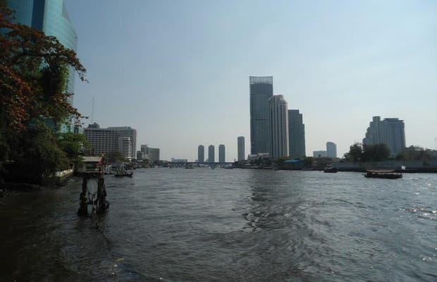Les Klongs de Bangkok