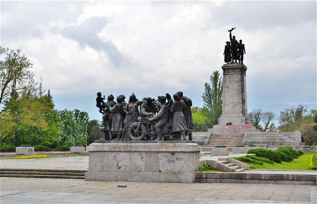 Monumento all'Armata rossa o ai Liberatori