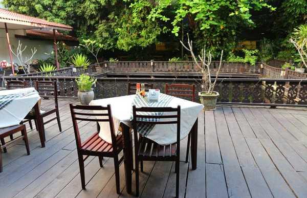 Restaurante Garden