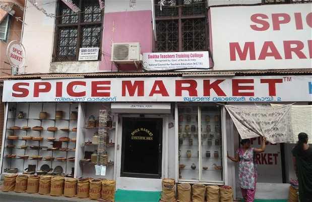 Spice Maket de Cochin