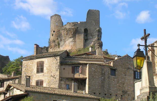 Resultado de imagen para Muralla Château de Penne