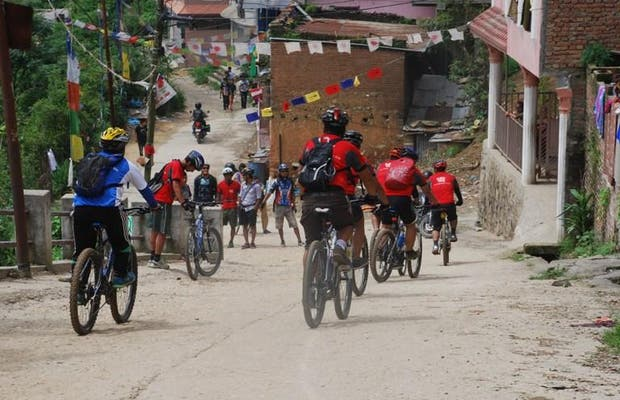 Kathmandu Kora Cycling Challenge