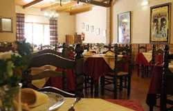 Restaurante Casa Sancho