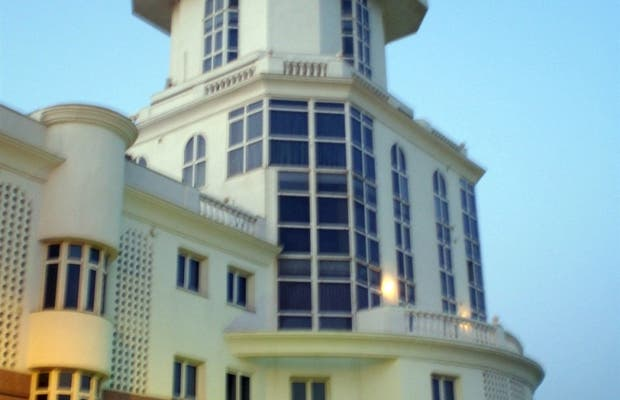 Faro del Cantil a Isla Cristina