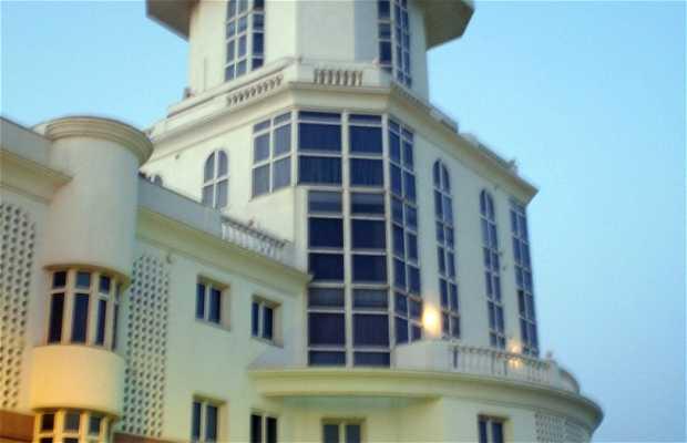 Faro del Cantil
