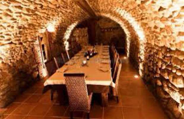 Restaurante Masia Can Roca Vell