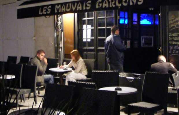 Pub Les Mauvais Garçons di La Rochelle