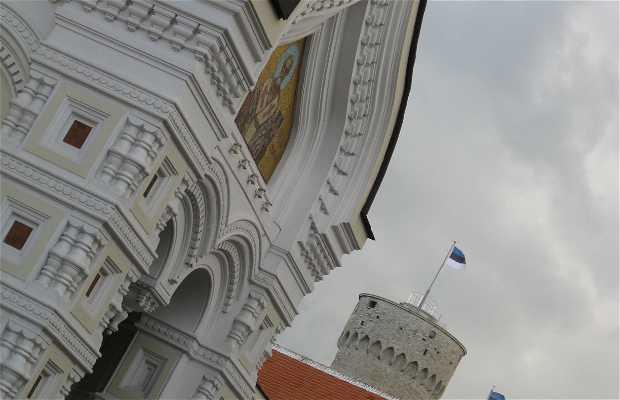 The Parliament of Estonia (Riigikogu)