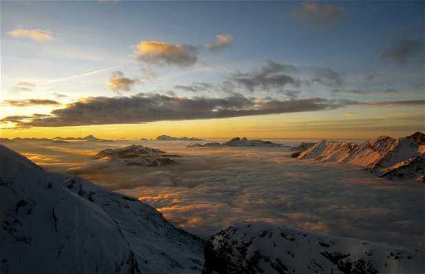 Glaciar 3000 / Gstaad Mountain Rides