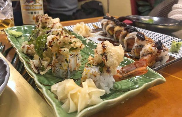 Restaurante Kaikaya Sushi Nikkei