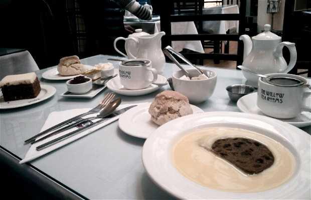 Willow Tea Rooms Menu