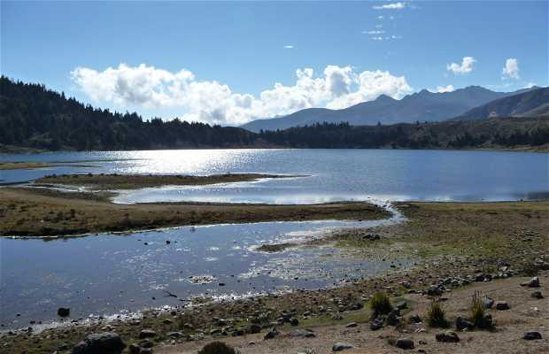 Laguna Mucubají - Laguna Negra