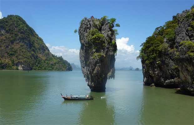 Bahia de Phang Nga