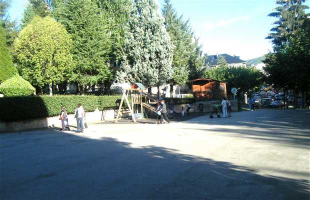 El Minero Park